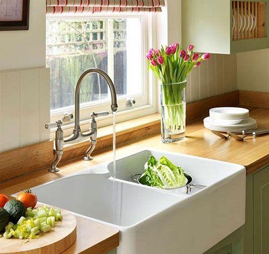 Кухня в стилі Прованс в інтер`єрі фото