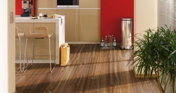 Ламінат під теплий, водяна підлога. Переваги та недоліки покриття для кухні
