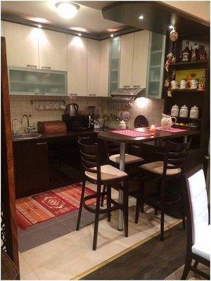 Кращі ідеї дизайну для маленької кухні