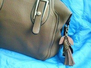 Майстер-клас: прикраса для сумки своїми руками