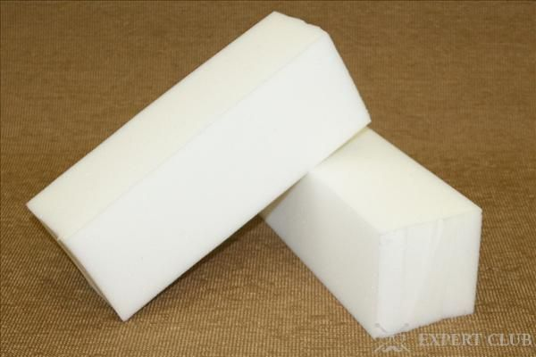 Сучасний поролон цілком придатний для виготовлення якісних матраців