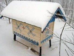 Метод холодної зимівлі бджіл