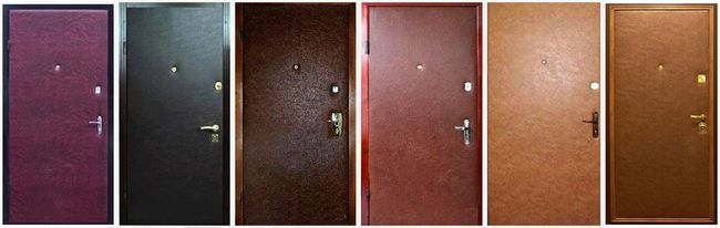 Оббивка дверей своїми руками