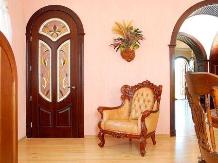арочні двері