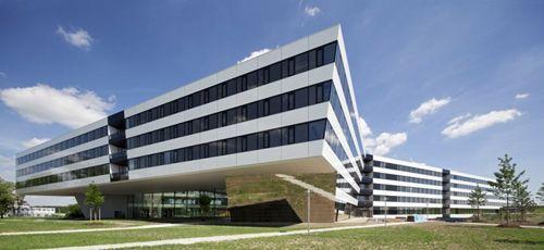 Офіс компанії adidas