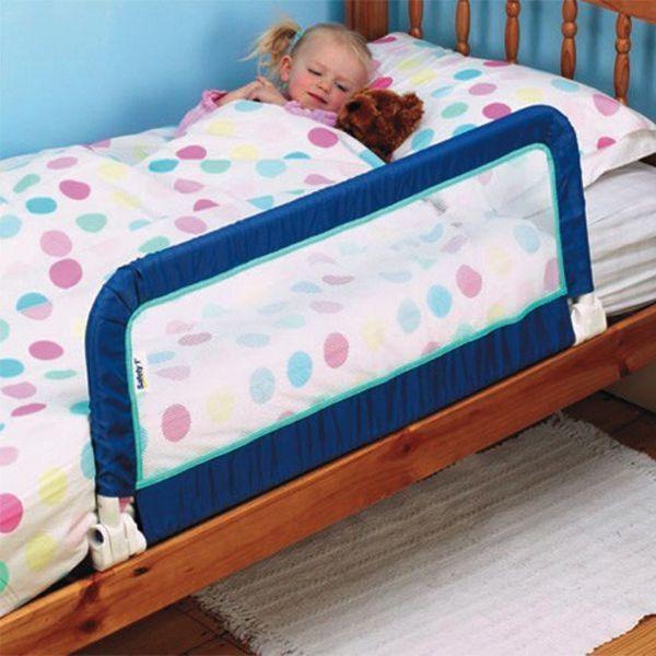 Обмежувач для ліжка - дорослим і дітям