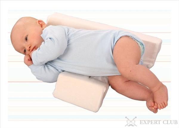 Подушка-обмежувач для немовлят