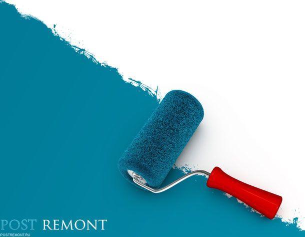 яким валиком фарбувати стіни