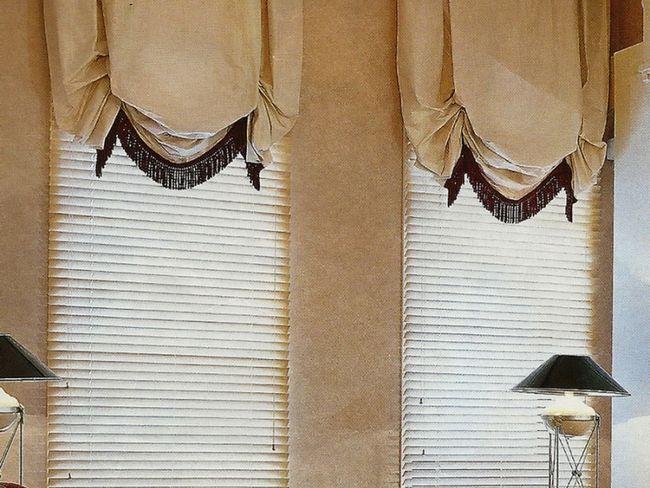 Класичні австрійські штори