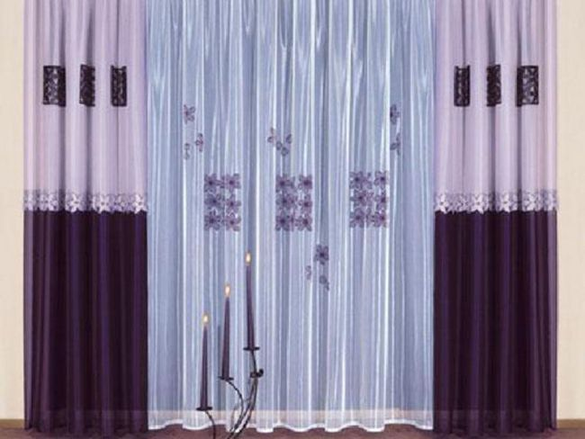 портьєрні штори