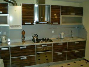 Кухонні меблі з пластика