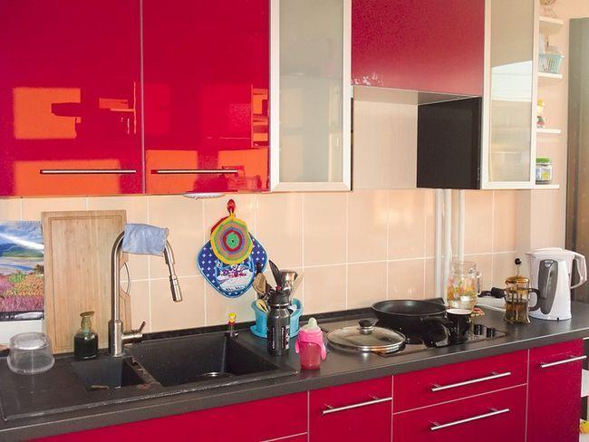Колір в рішенні вибору кухні