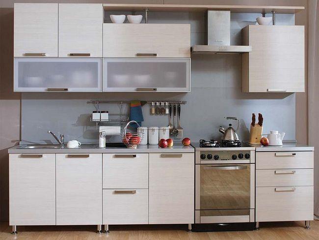 Білий варіант кухні