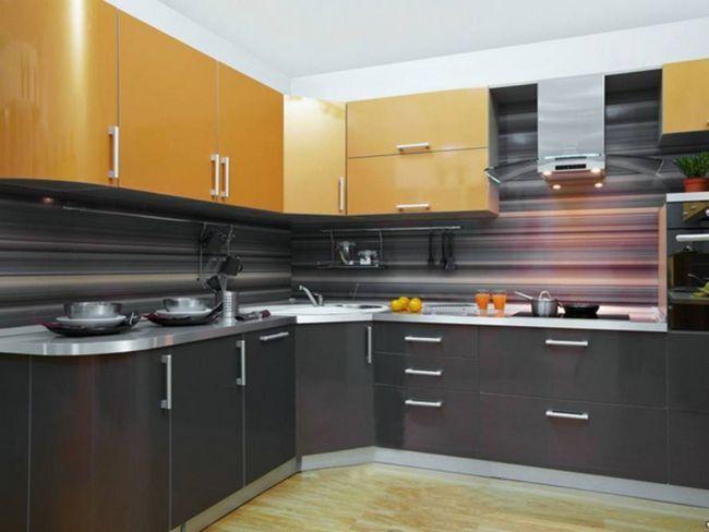 Кутові кухні-фото і особливості дизайну