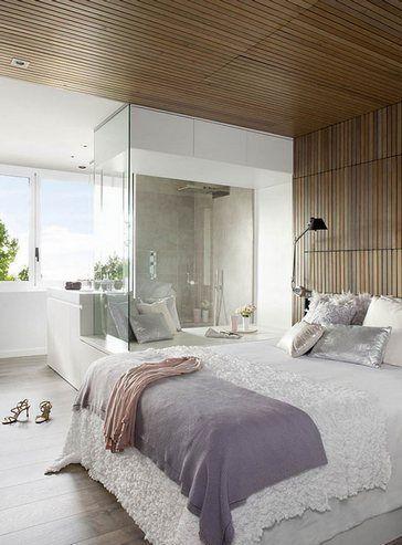 стелю в спальні: ідеї