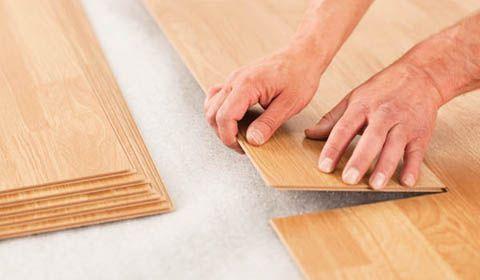Правильне укладання ламінату на дерев`яну підлогу
