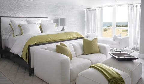 Розробляємо дизайн спальні-вітальні