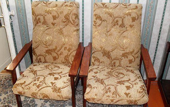 Ремонт крісла своїми руками