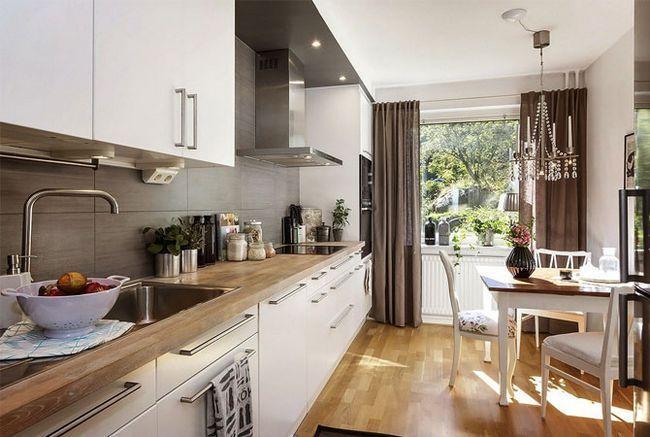 Ремонт на кухні 9 кв м - цікаві ідеї