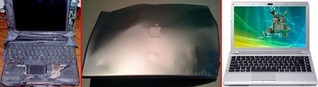 Ремонт ноутбуків будь-якої складності в москві