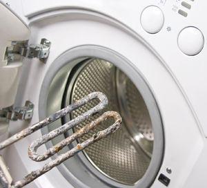 Як замінювати Тен в пральній машині?