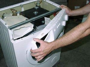 Як виконати початкову розбирання пральної машини?