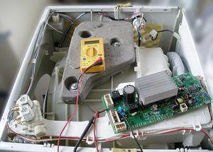 Як проводять діагностики пральної машини?