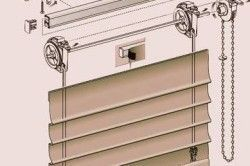 Пристрій римських вікон