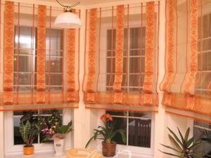 Красива римська штора