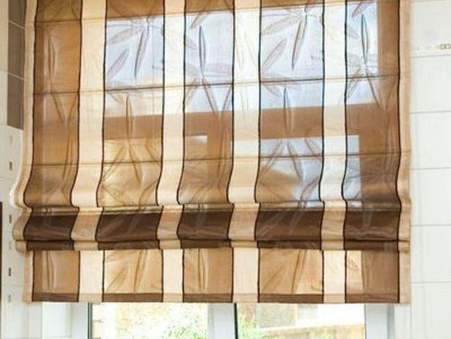 Збірні римські штори