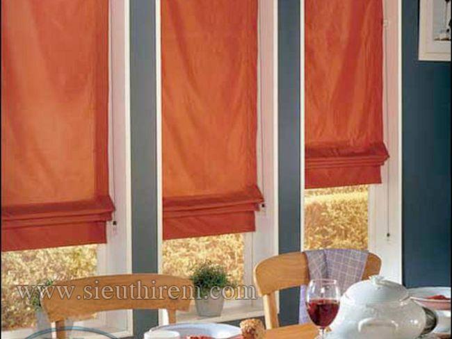 Які бувають римські штори