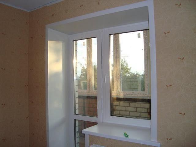Самостійна установка сендвіч-панелей на вікна