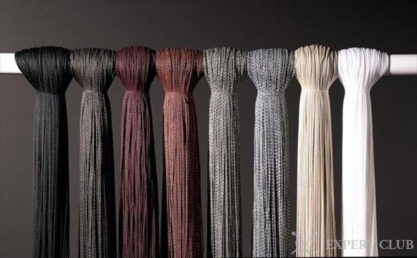 Як виглядають нитки серпанок в первозданному вигляді