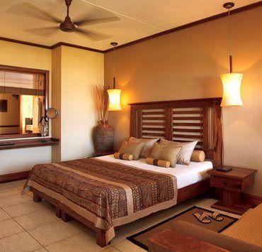 африканська спальня