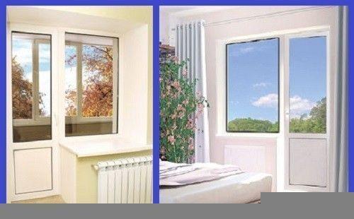 Способи і технології обробки порога балконних дверей