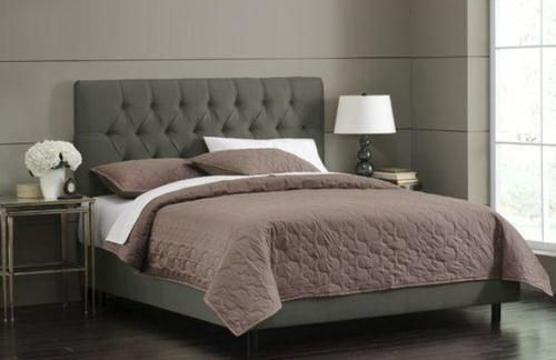 Тафтінговий ліжко skyline