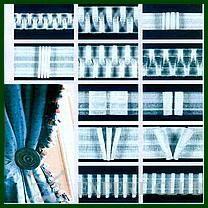 Види тасьми для збірки штор
