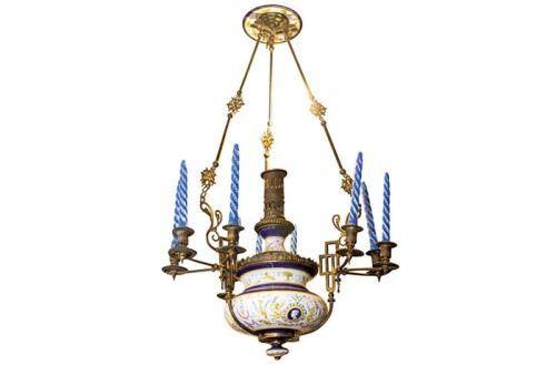 ТОП 10 найбільш дорогих ламп в світі