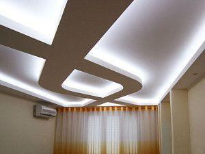 світлодіодне підсвічування стелі