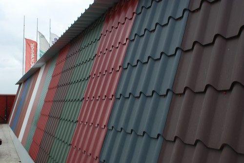Види металочерепиці для покриття даху