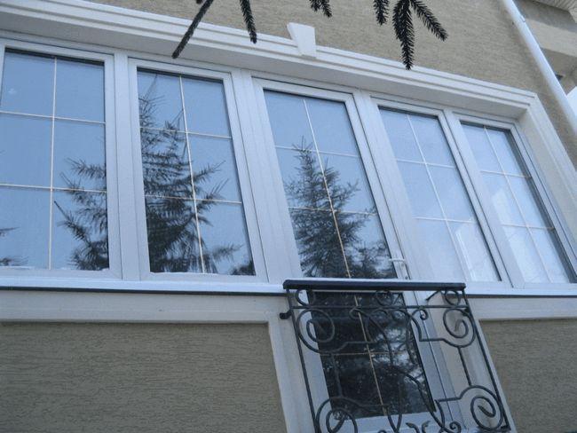 Вибираємо металопластикові вікна