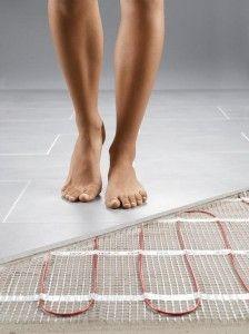 Вибираємо тепла підлога