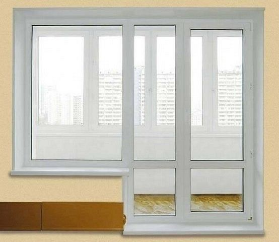Заміна балконних дверей самостійно