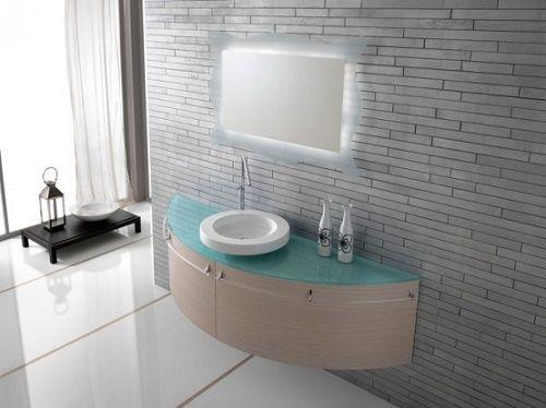 Дзеркало в дизайні ванної кімнати. Як вибрати?