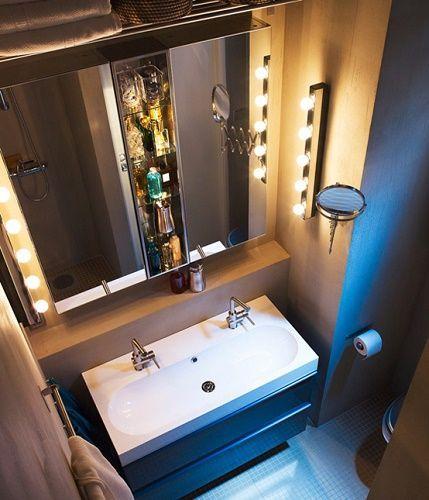 Дзеркало у ванній кімнаті 3