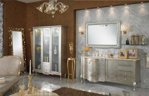 Дзеркало у ванній кімнаті 5