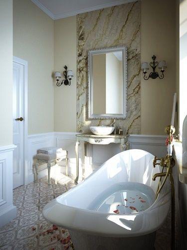 Дзеркало у ванній кімнаті 4